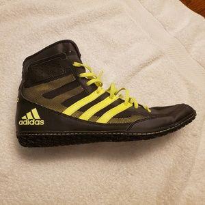 Adidas David Taylor Mat Wizard M2 Wrestling Shoes